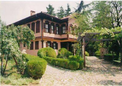 Къща-музей-гр.Панагюрище1